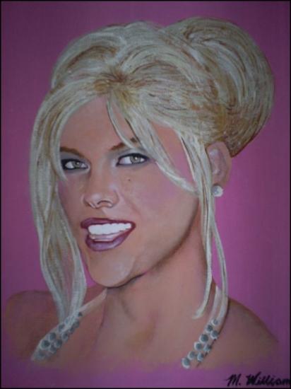 Anna Nicole Smith par MichelleNicole